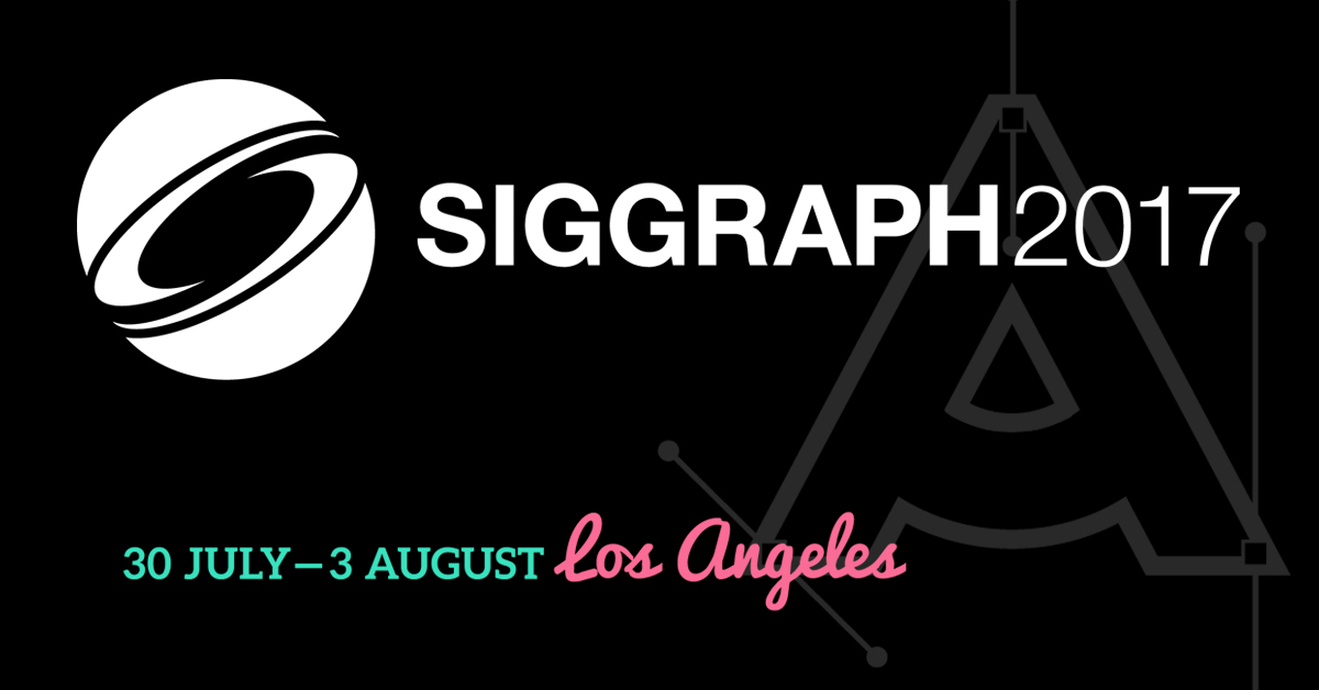 Siggraph Cover